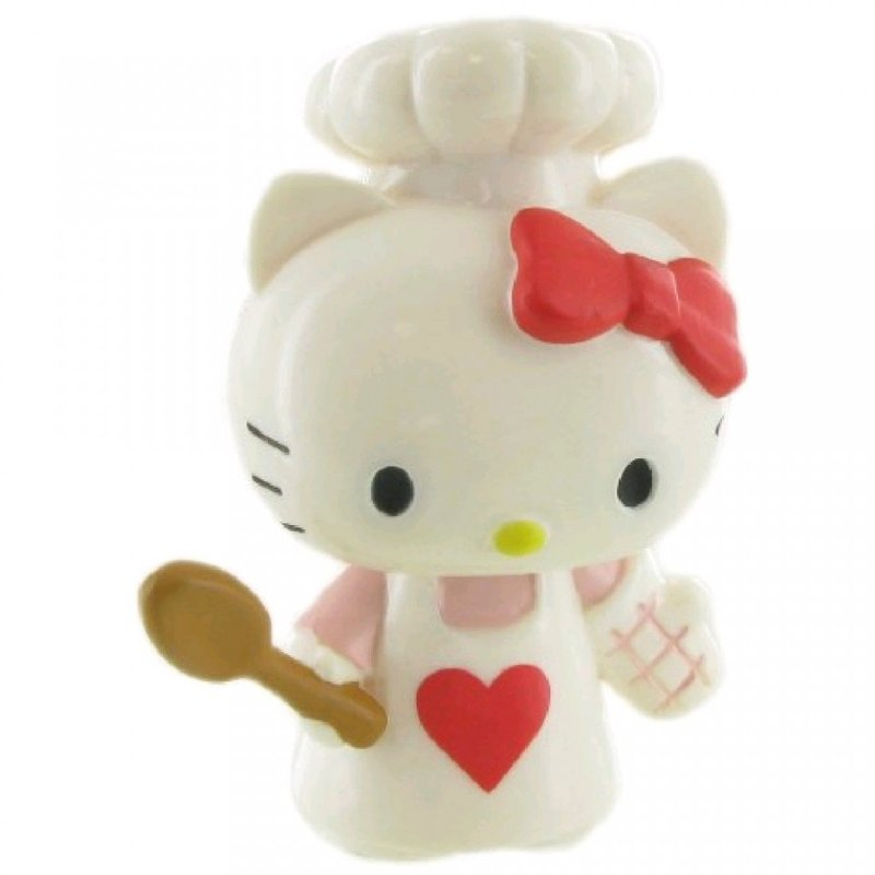 Figurina Hello Kitty bucatar